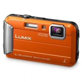 Kamera Digital Pocket Panasonic Lumix DMC-FT30