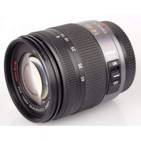Lensa Kamera Panasonic Lumix G Vario 14-45mm f / 3.5-5.6 ASPH MEGA OIS