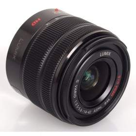 Panasonic Lumix G Vario 14-42mm f/3.5-5.6 II ASPH MEGA O.I.S