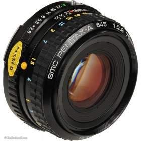 Lensa Kamera Pentax FA 645 75mm f / 2.8