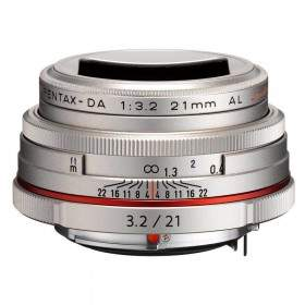 Lensa Kamera Pentax DA 21mm f / 3.2 AL