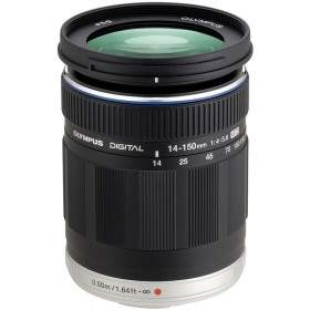 Lensa Kamera Olympus M.Zuiko ED 14-150mm f / 4.0-5.6
