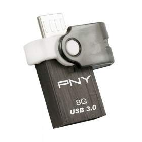 USB Flashdisk PNY Duo-LINK OU4 8GB