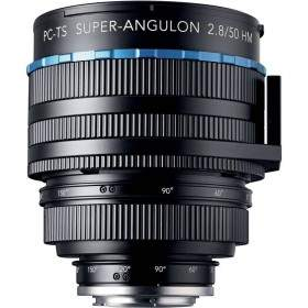 Lensa Kamera Schneider TS Super-Angulon 50mm f / 2.8 for Canon
