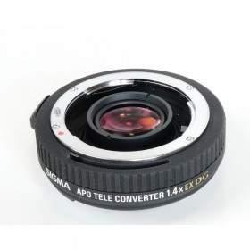 Lensa Kamera sigma APO Teleconverter 1.4 x DG EX