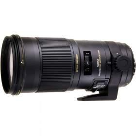 Sigma 180mm f/2.8 APO Macro EX DG OS