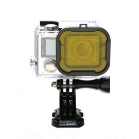 Filter Lensa Kamera Viper Yellow Filter for GoPro