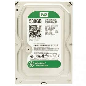 Western Digital Desktop 500GB