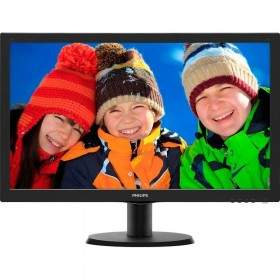 Monitor Komputer Philips LED 23.6 in. 243V5L