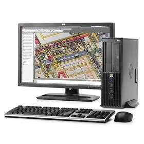 Desktop PC HP Workstation Z210