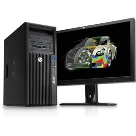 Desktop PC HP Workstation Z420