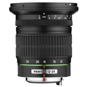 Lensa Kamera Pentax DA 12-24mm f / 4.0 ED AL / IF