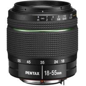 Lensa Kamera Pentax DA 18-135mm f / 3.5-5.6 AL IF WR
