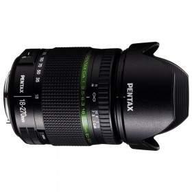 Lensa Kamera Pentax DA 18-270mm f / 3.5-6.3 SDM