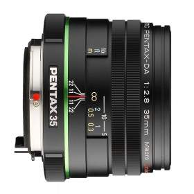 Lensa Kamera Pentax DA 35mm f / 2.8 Macro