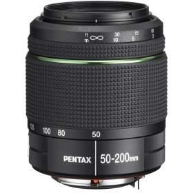 Lensa Kamera Pentax DA 50-200mm f / 4-5.6 ED