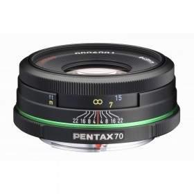 Lensa Kamera Pentax DA 70mm f / 2.4