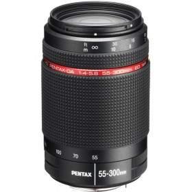 Lensa Kamera Pentax DA L 55-300mm f / 4-5.8 ED