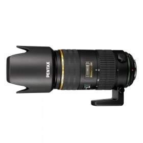 Lensa Kamera Pentax DA 60-250mm f / 4 SDM