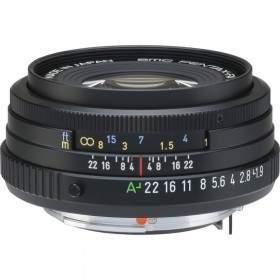 Lensa Kamera Pentax FA 43mm f / 1.9