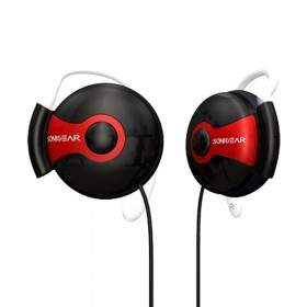 Headphone Sonicgear Nano Clip 200