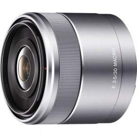Lensa Kamera Sony 30mm f / 3.5 Macro