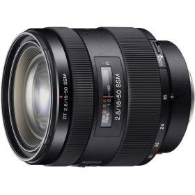 Sony SAL 16-50mm f / 2.8 DT SSM