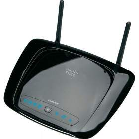 Router WiFi Wireless Linksys WRT160NL