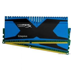 Memory RAM Komputer Kingston Predator 4GB DDR3 1600MHz