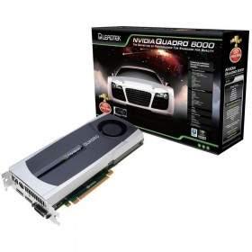GPU / VGA Card Leadtek Nvidia Quadro K6000