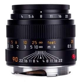 Lensa Kamera LEICA Macro Elmar M Set 90mm f / 4.0