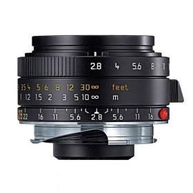 Lensa Kamera LEICA Elmar M 28mm f / 2.8 ASPH