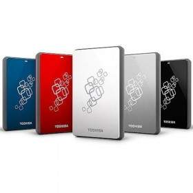 Harddisk HDD Eksternal Toshiba Canvio Art 1TB
