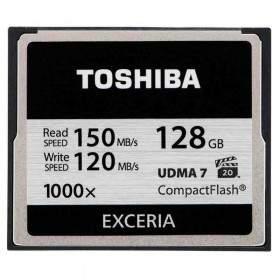 Toshiba Exceria CF 128GB