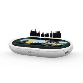 Baterai & Charger HP MiLi Power Charger Station