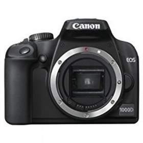 DSLR Canon EOS 1000D Body