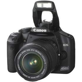 DSLR Canon EOS 450D Kit