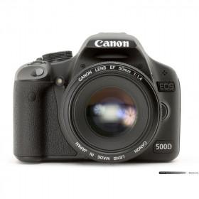 DSLR Canon EOS 500D Kit