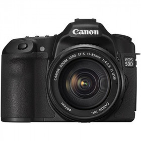 DSLR Canon EOS 50D Kit