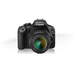 DSLR Canon EOS 550D Kit 18-55mm
