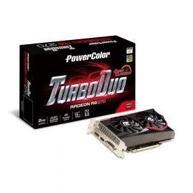 GPU Graphic card PowerColor TurboDuo R9 270 2GB GDDR5