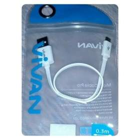 Kabel Data HP Vivan Micro USB