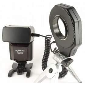Flash Kamera Sunblitz Macro Ring 6200