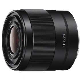 Sony FE 28mm f/2 E-mount
