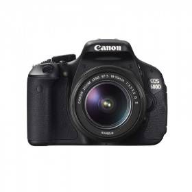 DSLR Canon EOS 600D Kit 18-55mm
