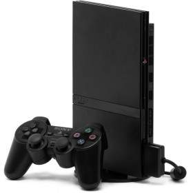 Game Console Sony PlayStation 2 (PS2) Slim