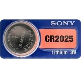Baterai Kamera Sony Lithium Coin CR2025