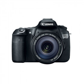 DSLR & Mirrorless Canon EOS 60D Kit 18-55mm
