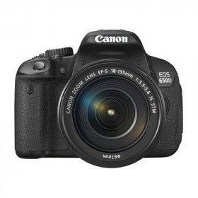 DSLR Canon EOS 650D Kit 18-55mm