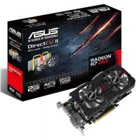 GPU Graphic card Asus Radeon R7 265 DC2 2GB GDDR5